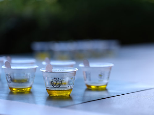 Olive Oil from A to Z, with tasting