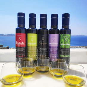 Exploring the aromas of the most unique flavored Olive Oils in the world