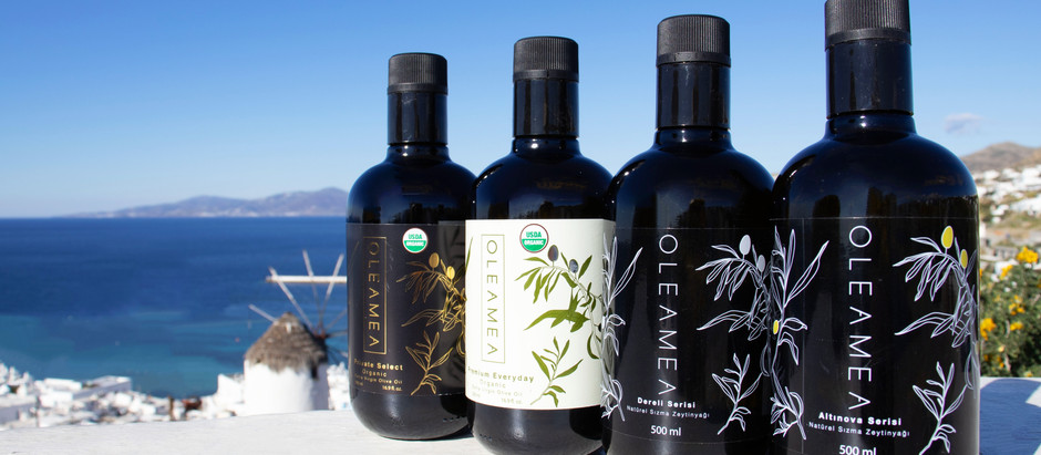 Memecik varietal from OLEAMEA, an EVOO you can't miss!