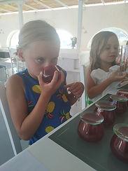 Olive Oil Tasting Woskshops for Kids