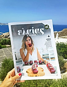 From Mykonos to every corner of the earth, the ambassadors of Greek olive oil