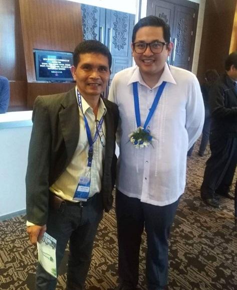 GL CEO FRANCIS RUBIO WITH SENATOR BAM AQ