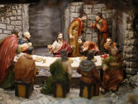 예수와 함께한 저녁식사