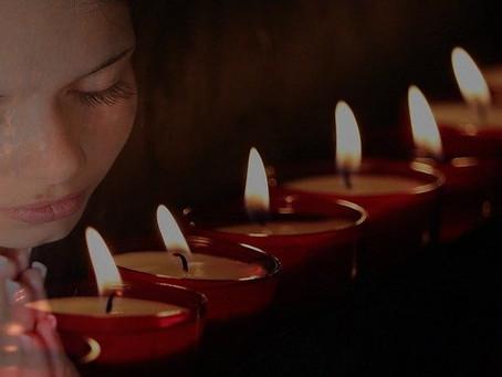 기도와 눈물