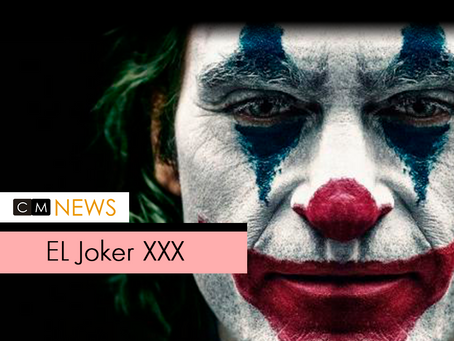 El éxito deL 'Joker' se trasladó a las páginas porno