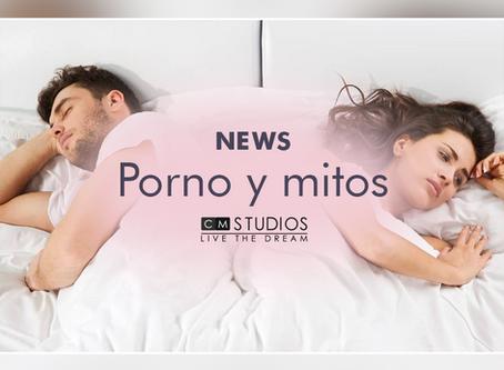 Cine porno: mitos que causan daño a las relaciones sexuales reales