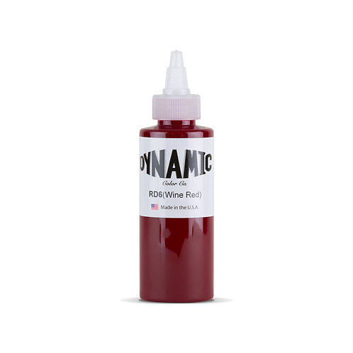 Wine Red Tattoo Ink - 4 oz. Bottle