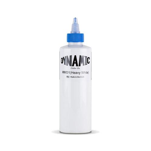 Non Mixing Heavy White 8 oz. Bottle