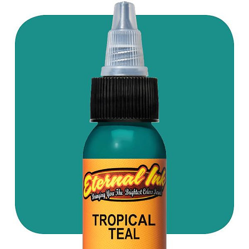 Eternal Ink E53  Tropical Teal