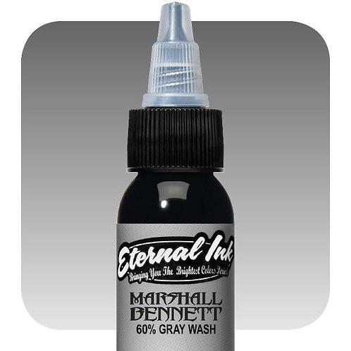 Eternal Ink MBG60  Marshall Bennett 60% Gray Wash
