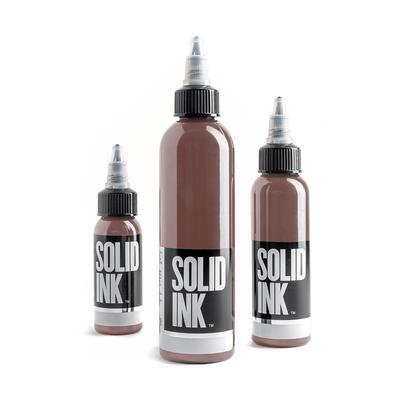 SOLID INK -- TAUPE