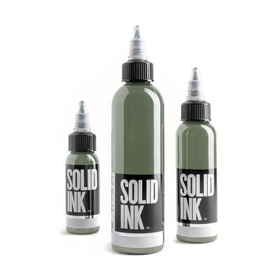 SOLID INK -- YERBA