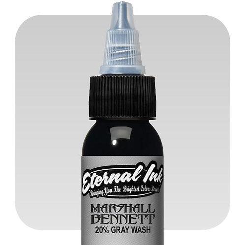 Eternal Ink MBG20  Marshall Bennett 20% Gray Wash