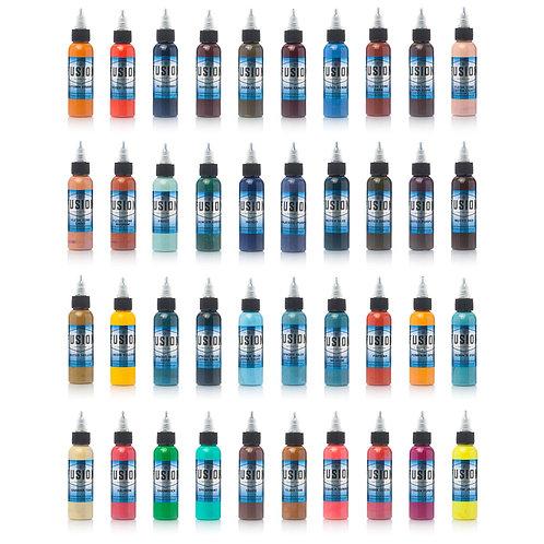 Fusion 40 Color Set