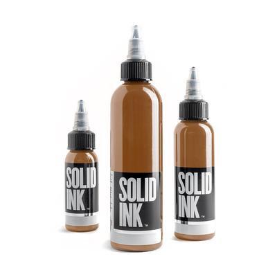 SOLID INK -- DULCE DE LECHE