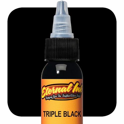 Eternal Ink E02  Triple Black