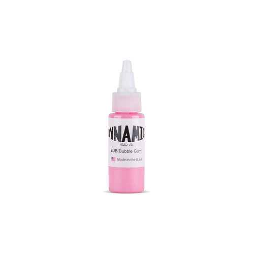 Bubble Gum Pink Tattoo Ink - 1 oz. Bottle