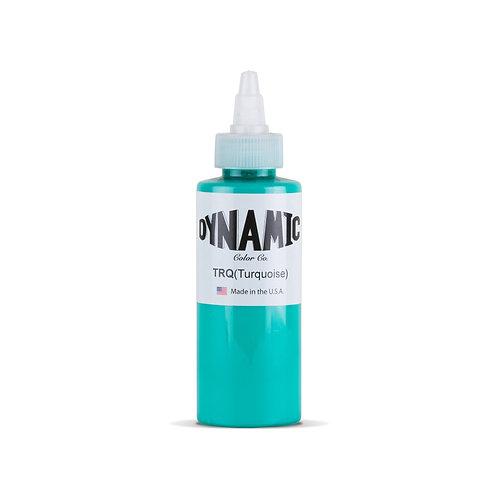 Turquoise Tattoo Ink - 4 oz. Bottle