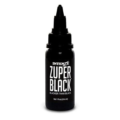 ZUPER BLACK TATTOO INK