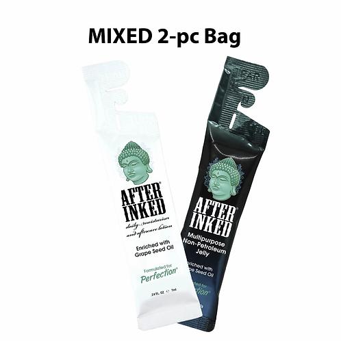 Mixed 2-pc BAG: Tattoo Moisturizer 7ml & NPJ® Non-Petroleum Jelly 7g