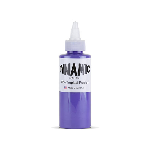 Tropical Purple Tattoo Ink - 4 oz. Bottle