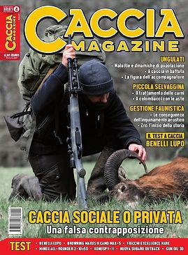 Copertina Caccia Magazine aprile 2021.jp