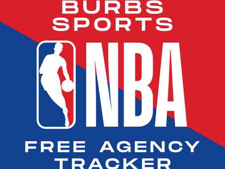 NBA Free Agency Tracker (Live)