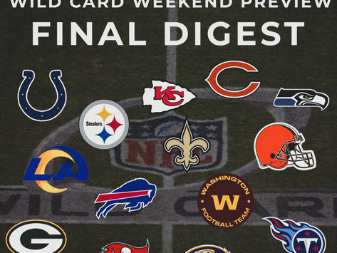 NFL Divisional Round Final Digest