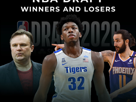 2020 NBA Draft: Winners and Losers