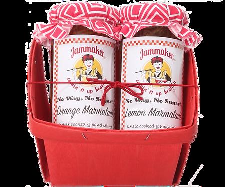 No Way, No Sugar! Marmalade Delight Gift Box