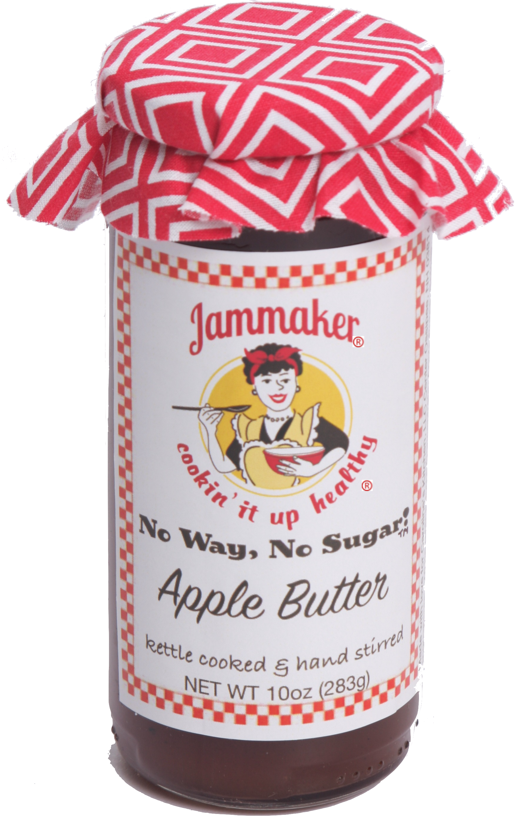 No Way, No Sugar! Apple Butter