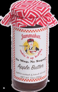 No Way, No Sugar! Apple Butter