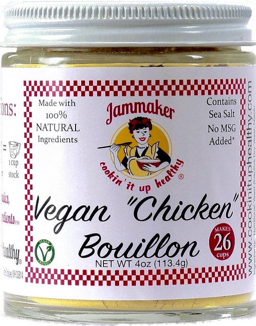 "Vegan ""Chicken"" Bouillon"