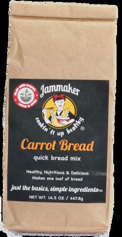 Carrot Bread Mix