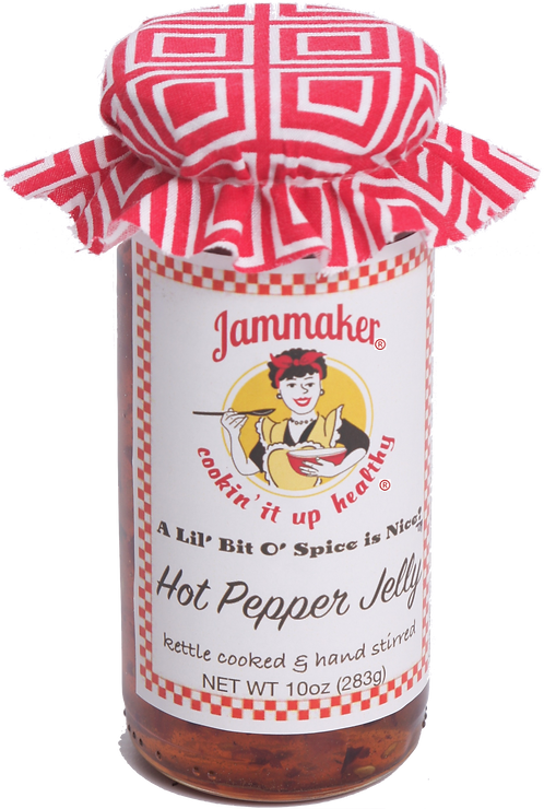 Lil' Bit O' Spice is Nice! Hot Pepper Jelly