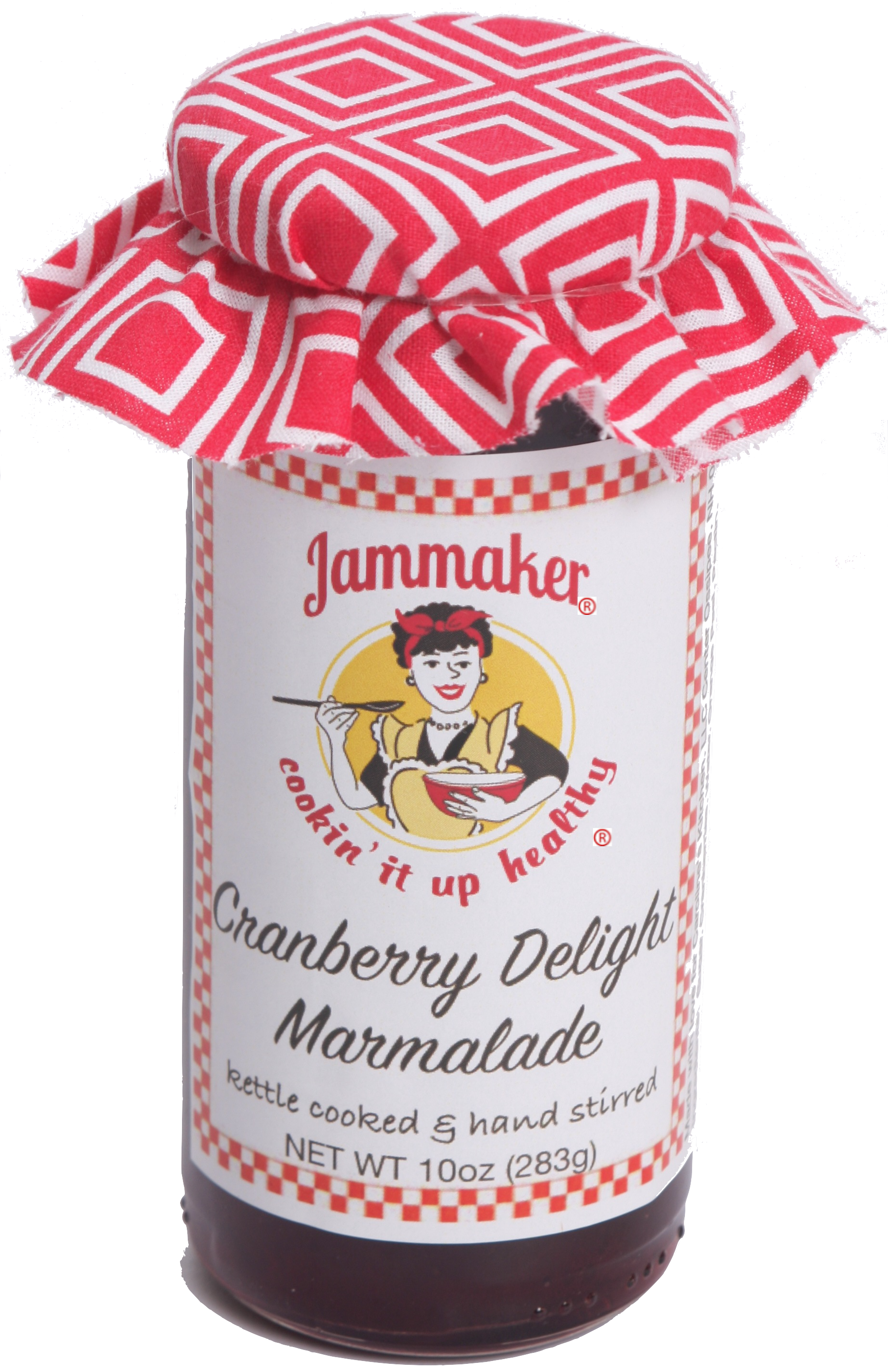 Cranberry Delight Marmalade