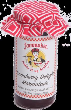 Cranberry Delight Marmalade