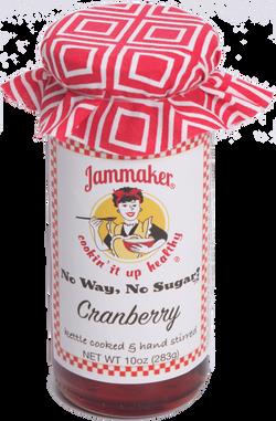 No Way, No Sugar! Cranberry