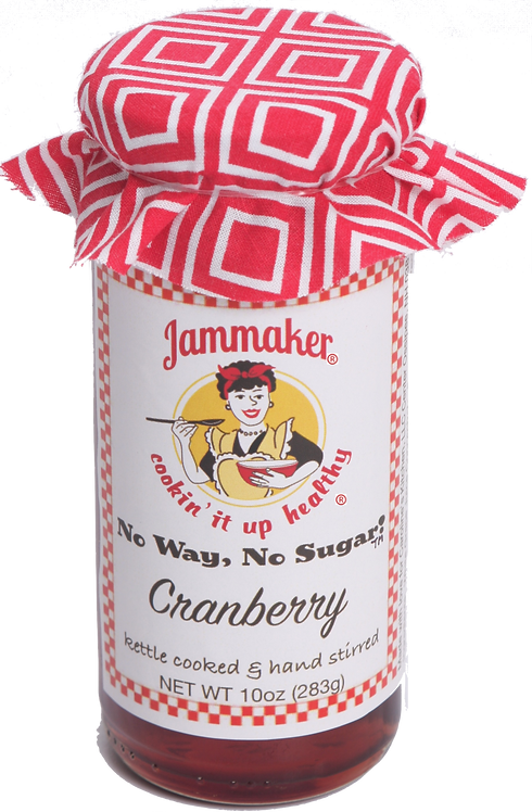 No Way, No Sugar! Cranberry