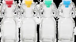 Mini Swing Bottles - Set of 4 Jewel