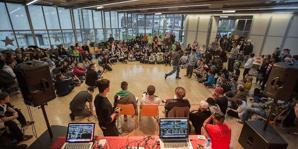 FRK meets La Fam - HIP-HOP DANCE CAMP