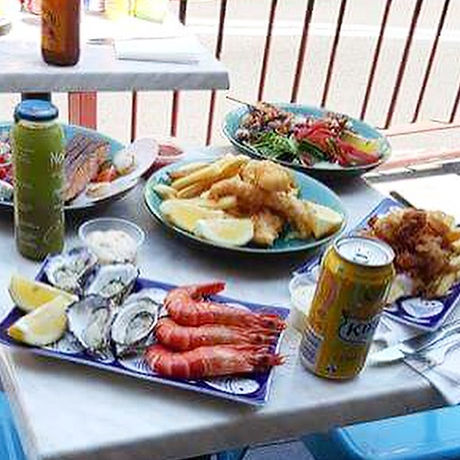 fish and chips in Kirribilli