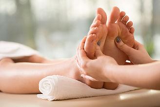 Fußreflexzonenmassage, Fußreflexzonen, Gabriele Karner, Massage, Waldzell