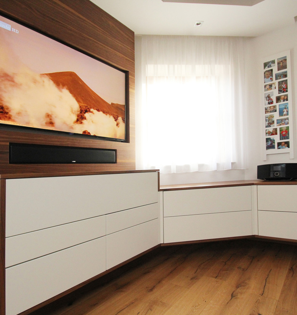 Tischlerei Leimhofer - Wohnzimmer