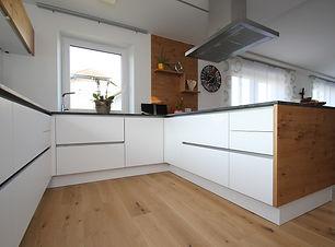 Küche Tischlerei Leimhofer