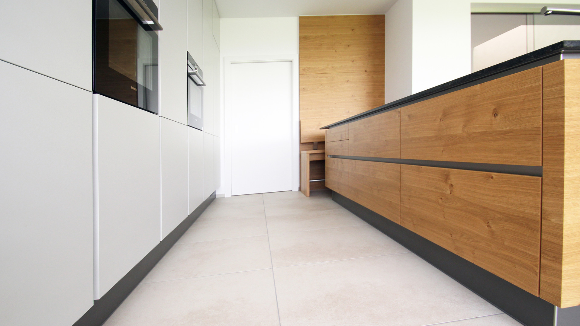 Küchenblock Bezirke Ried, Braunau
