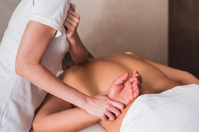 Trigger Punktmassage, Gabriele Karner, Massage, Waldzell