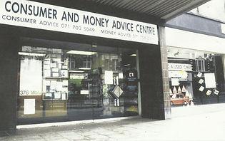 Citizens Advice Bureau Archive