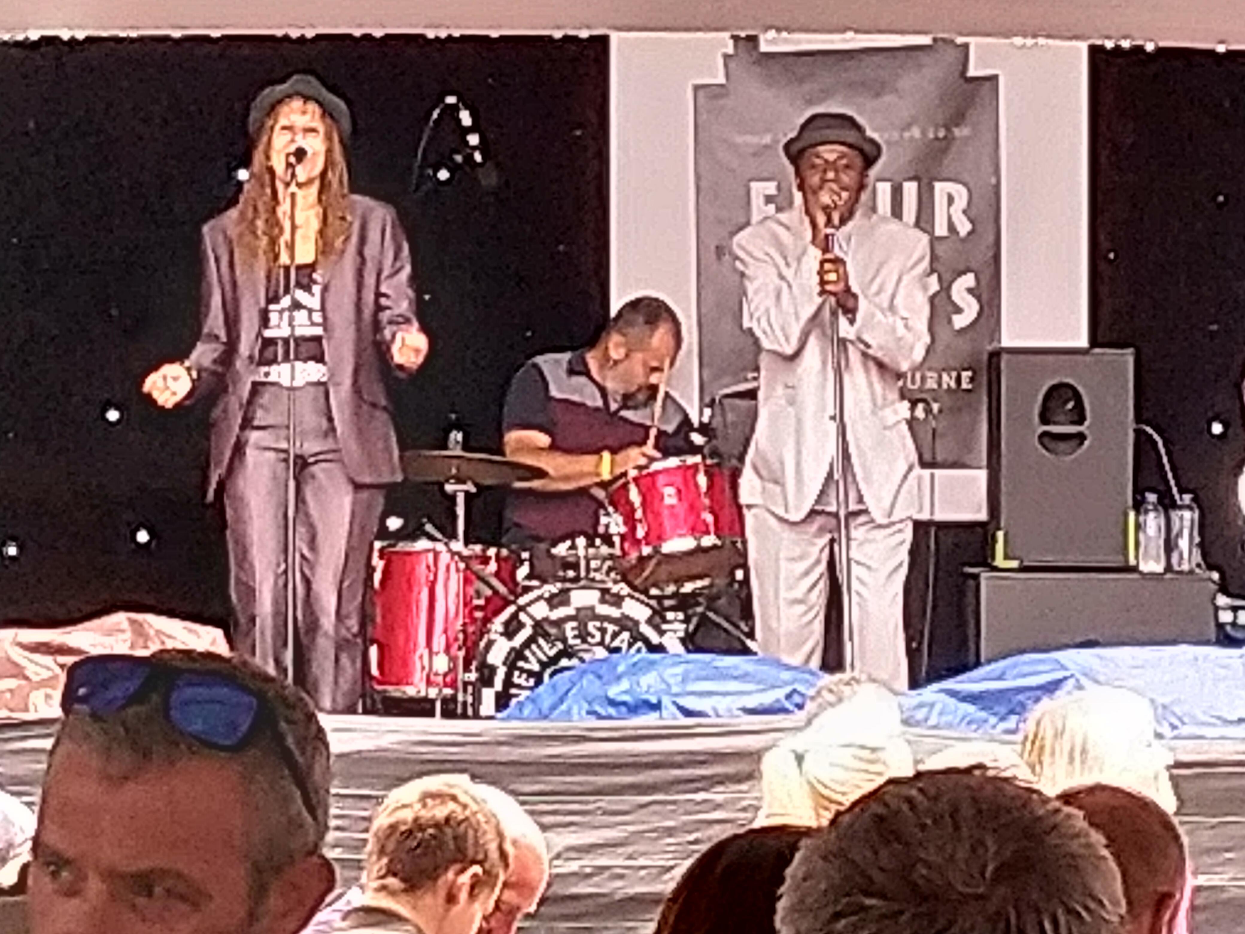 Neville Stanple at Fleur Fest 5