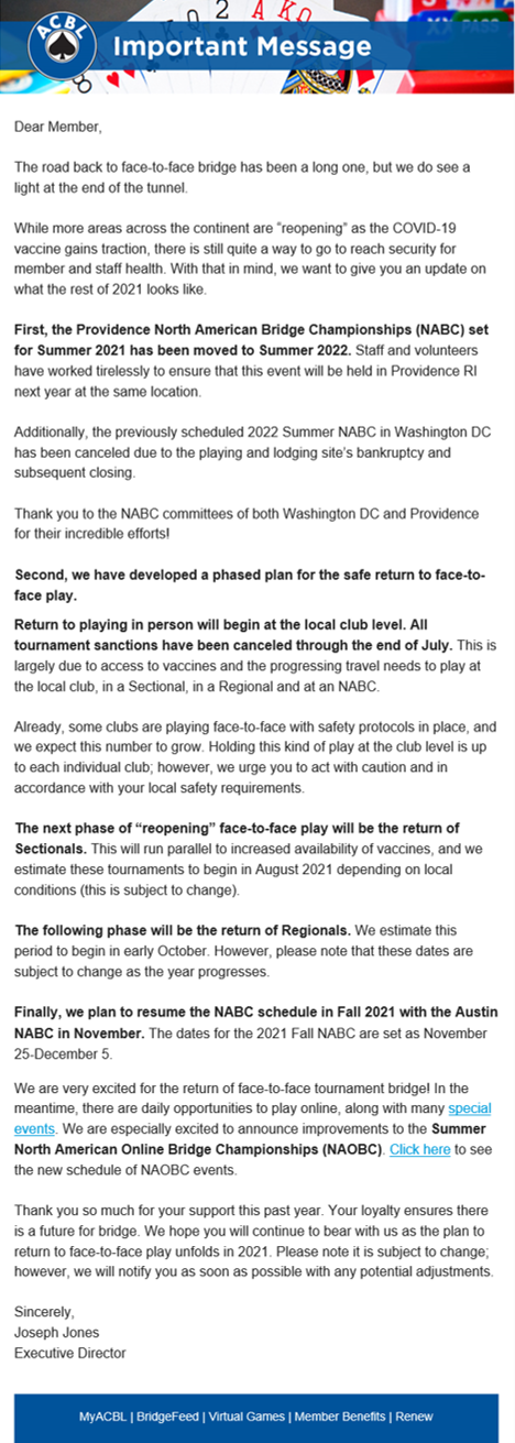 ACBL Return to Play Email Feb 2021.png